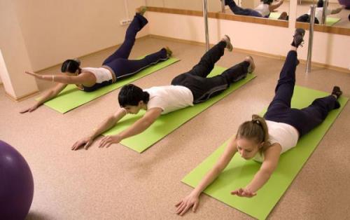 Гимнастика для укрепления мышц спины и позвоночника