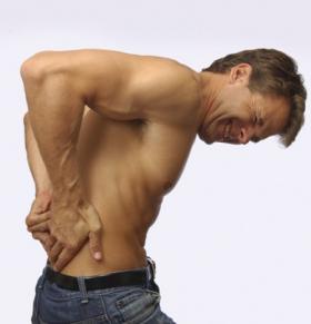Болит спина в области лопаток и грудная клетка слева