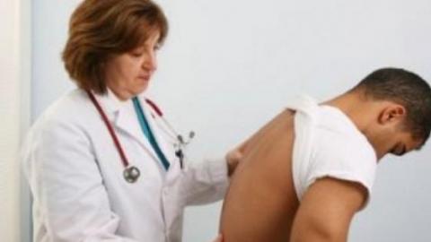 Обследование у ортопеда
