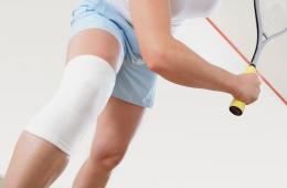 Травмированное колено