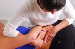 Работа мануального терапевта