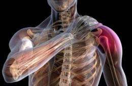 Травмированное плечо
